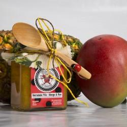 Mermelada de Piña, Mango & Ron