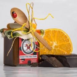 Mermelada de Naranja Amarga & Chocolate