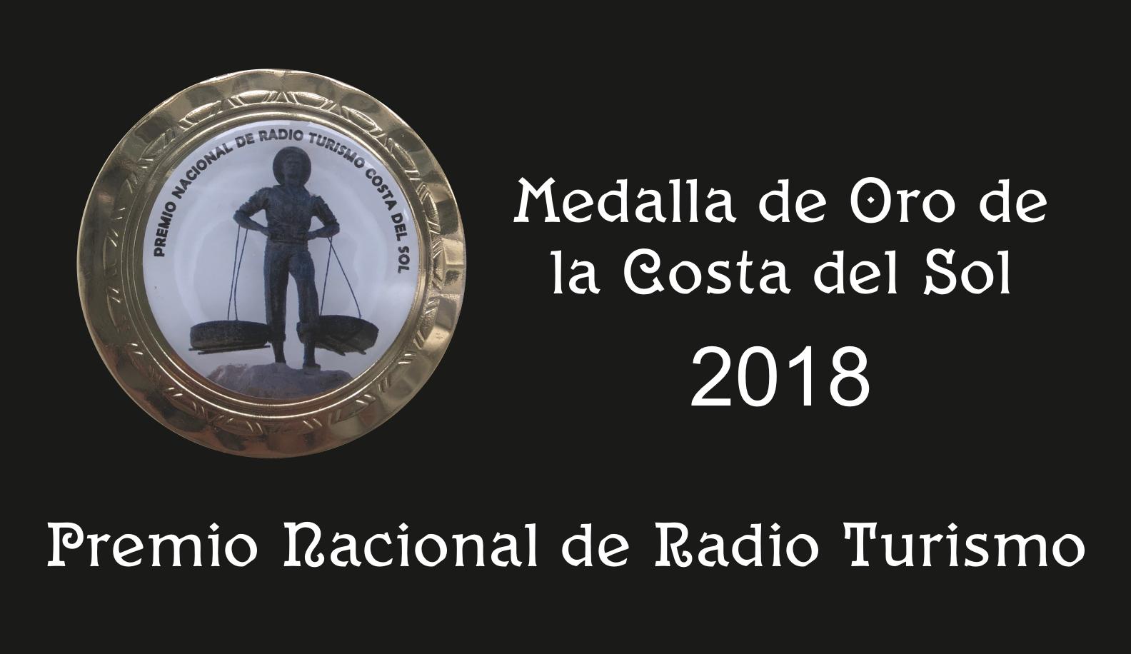 Medalla de Oro al Mérito Gastronómico