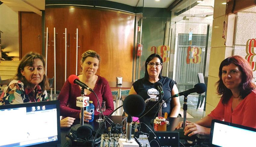 La Mariquita de Azúcar en La Radio