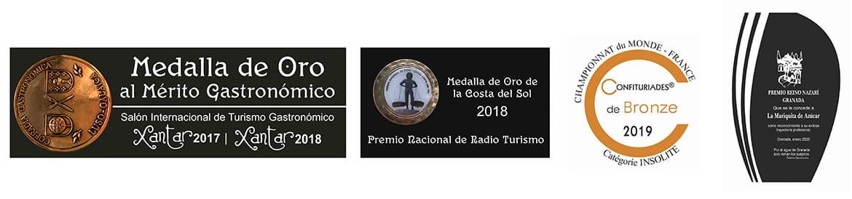 Premios y Reconocimientos de La Mariquita de Azúcar